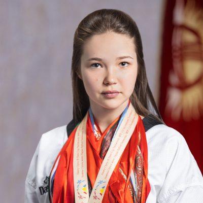 Дементьева Кристина Владимировна