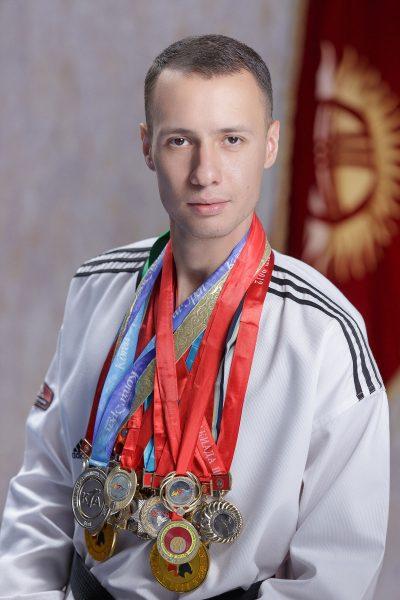Shukurov Islam Agzamovich