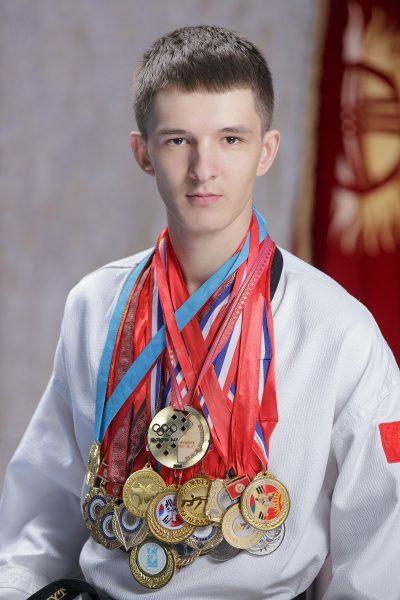 Tyulenev Vladimir Vitalyevich