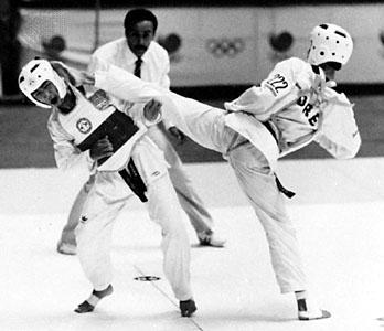 Taekwondo history