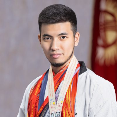 Кенжебаев Иман Азаматович
