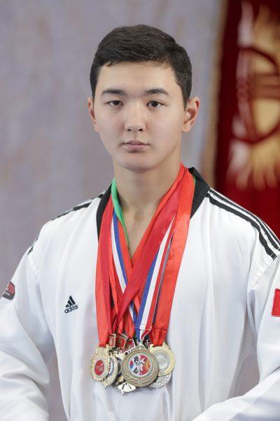 Ryskeldiev Kylich Temirkulovich