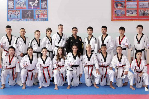 Taekwondo Academy of Kyrgyz Republic summed up the results of the year