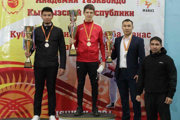 "Taekwondo Cup of the sports club ""Manas"""