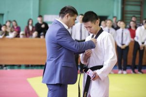 Masters of Sports of the Kyrgyz Republic