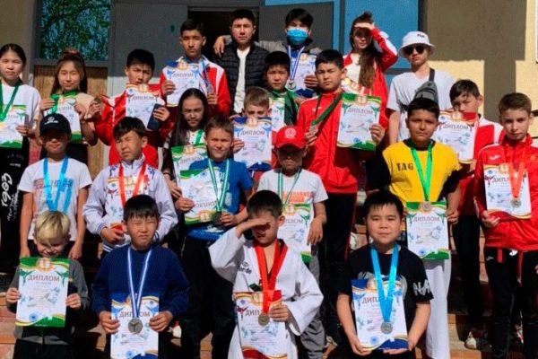 The Issyk-Kul Region Taekwondo Championship