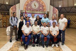 The Kyrgyzstan Para-Taekwondo (WT) Federation
